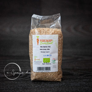 Bio barna rizs Rábcakapi Biokertészet